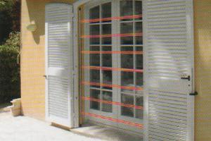 Allarmi casa impianti allarme casa milano antifurti - Sensori allarme alle finestre ...